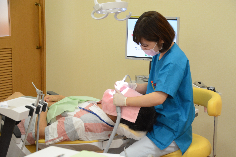 虫歯を予防し、お口の健康を保ちましょう。