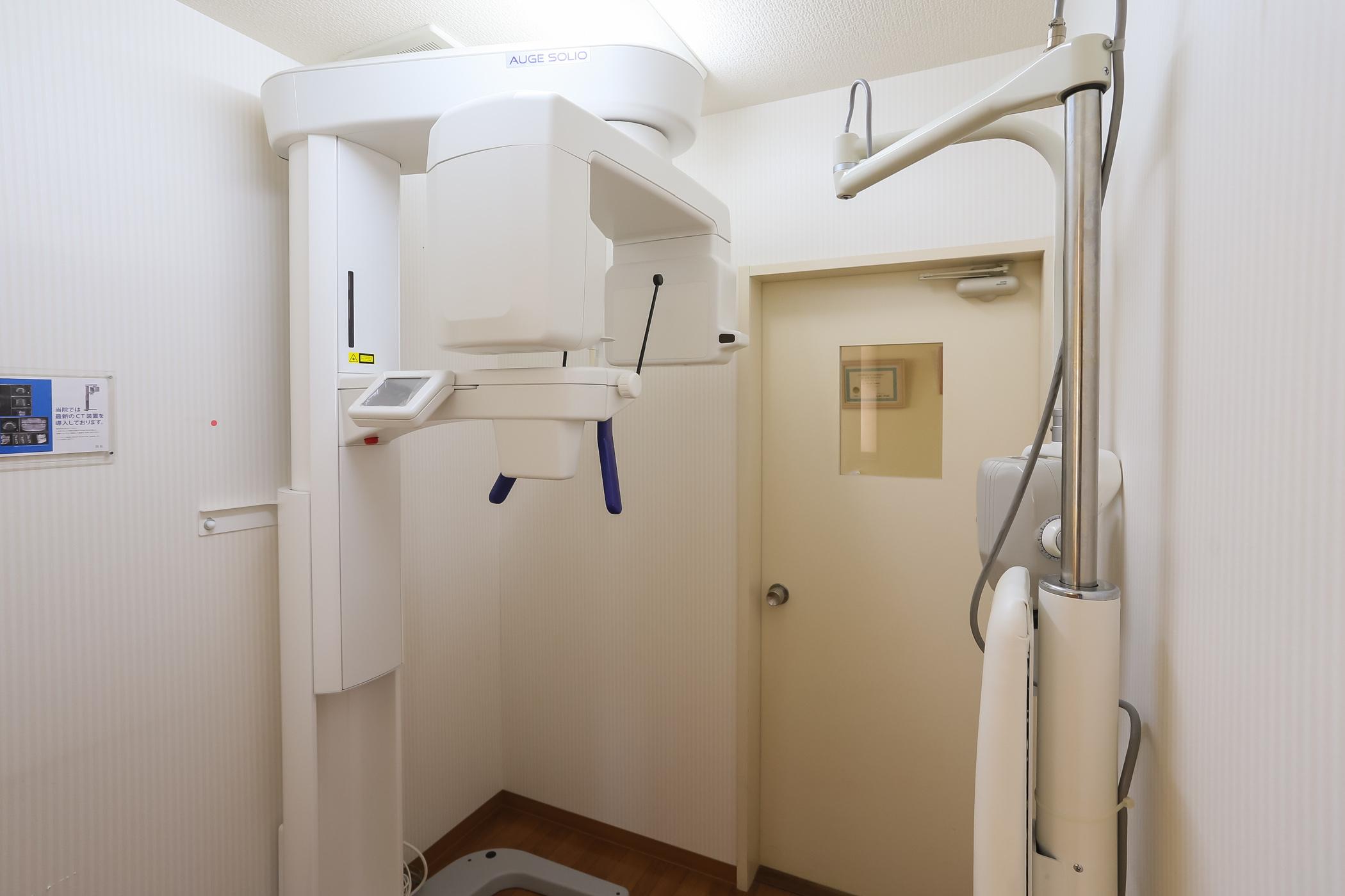 歯科用デジタル3次元CT